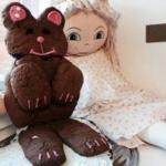 Äramärgitud töö - Aigi Niit, Triinu Lilienthal, Marta Kaunis - Karutüdruk Shailene