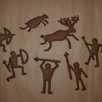 äramärgitud - Piparkoogiajastu vanim taies koopast - Mairo Orav
