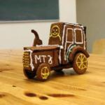 11-18 III-IV koht - Traktor Belarus MTZ 82 - Birgit Murumägi, Egert Lass, Ahti šavel, Ragnar Aidak, Mati Varblane - Sürgavere Põhikool