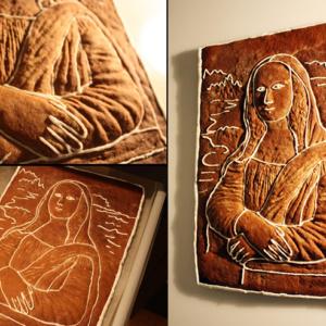 Suured I - Piparkoogi Mona Lisa - Olga Orlova