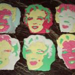 Suured II - Andy Warhol Marilyn Monroe - Aivo Aasmäe
