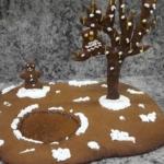 Väiksemad-lapsed - II - Öökulli jõulud metsas - Marilin Riisenberg 11a. Karoliina-Lotte Tamm 11a. Valtu Põhikool