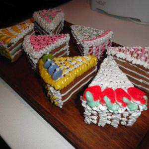 suured II - Piparkoogist tordi lõigud - Marili Rooba