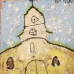 Lapsed:Noored ÄM - Talvine Jaani kirik - Tobias Penasse 12, Sten Kõrve 11 ja Arles Arusaar 12 Tallinna Nõmme Gümnaasium