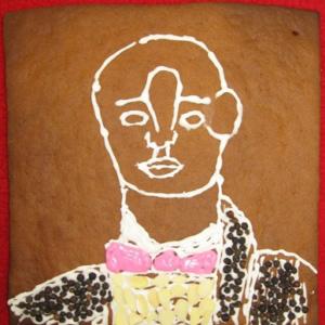 3 koht KUMU kunstikool. Piparkoogimaalid sarjast 'Reis ümber kunstimaailma. 70 pilti Kumu kunstikoolist'